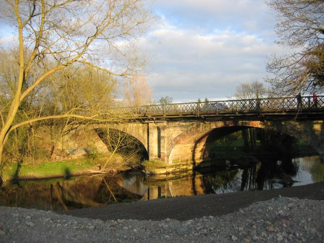 Portobello Bridge, Milverton