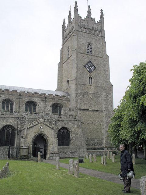 Soham, St Andrew