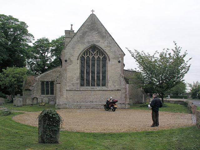 Wicken, St Laurence