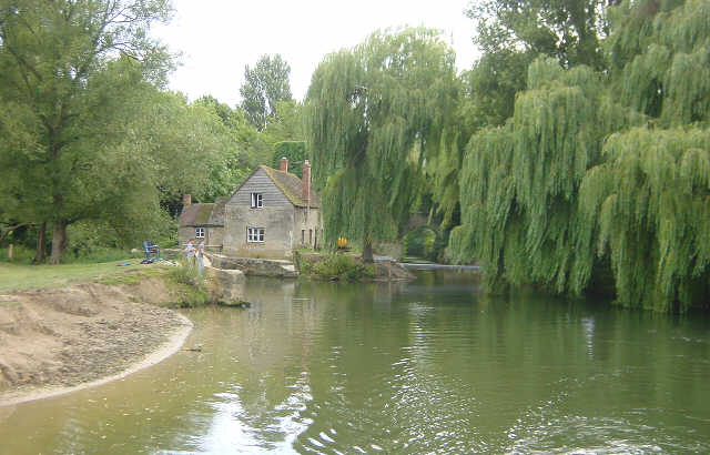 Inglesham Round House