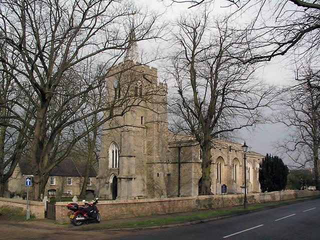 Wilburton, St Peter