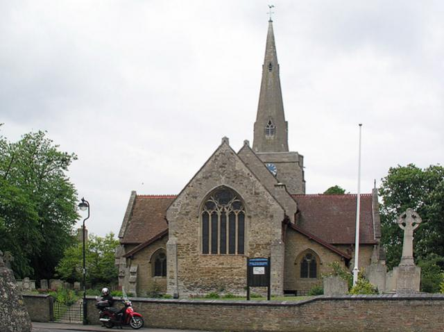 Stretham, St James
