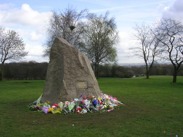 Papal Monument, Heaton Park, Manchester