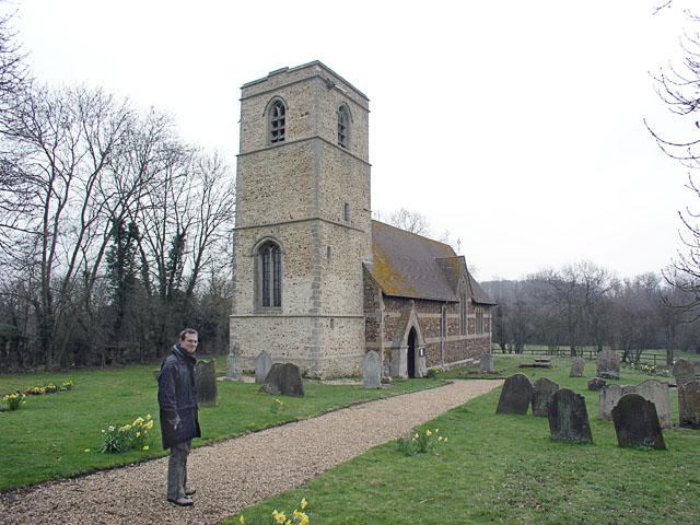 Knapwell, All Saints