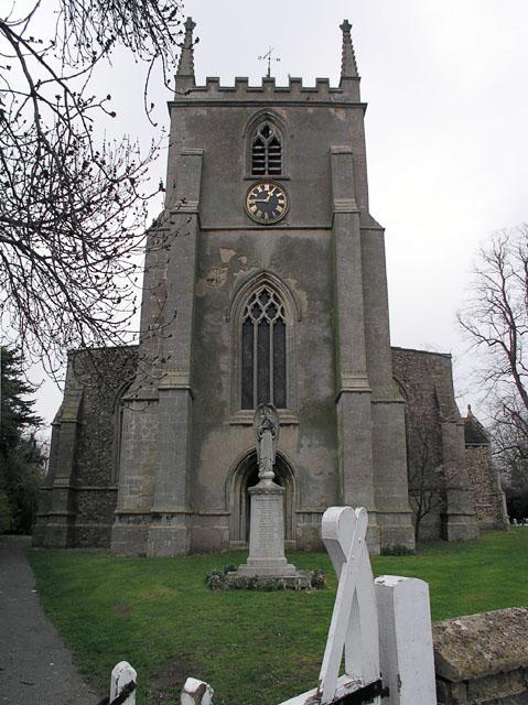 Elsworth, Holy Trinity