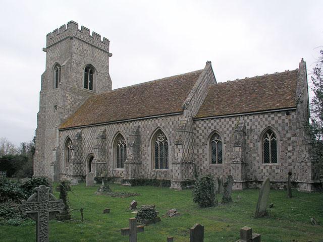 Papworth St Agnes, St John the Baptist