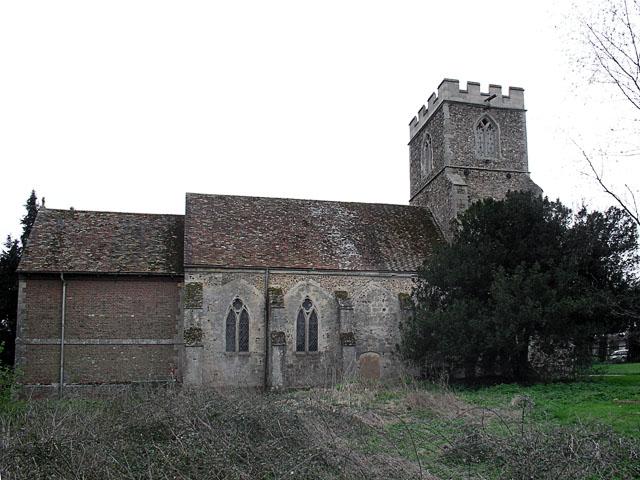 Graveley, St Botolph