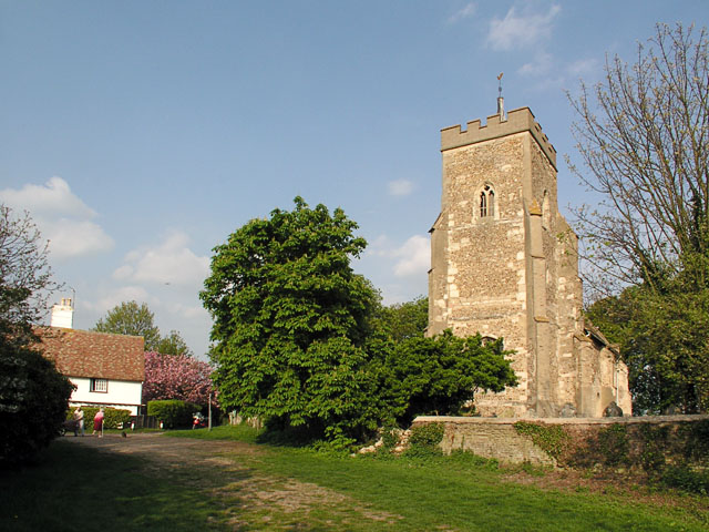 Great Eversden, St Mary