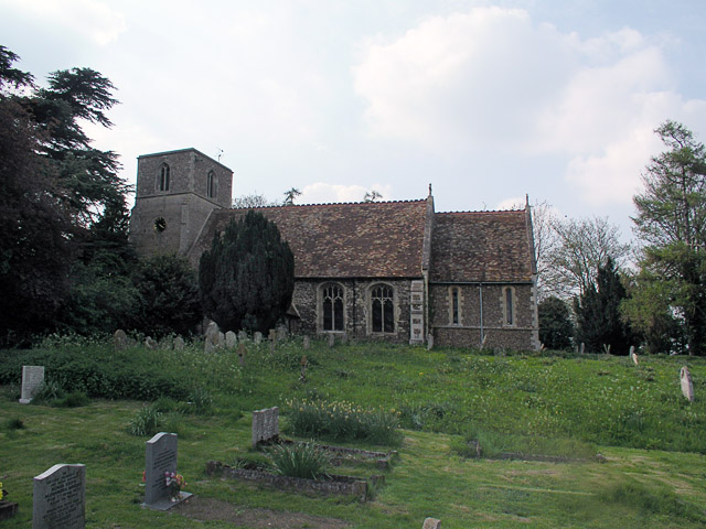 Tadlow, St Giles