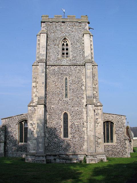 Litlington, St Catherine