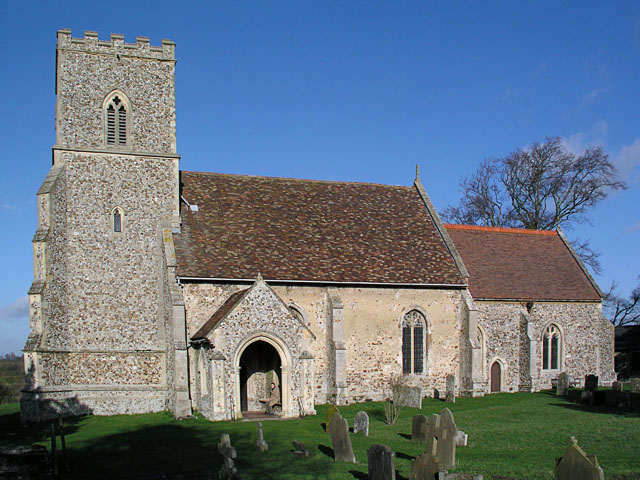 Castle Camps, All Saints
