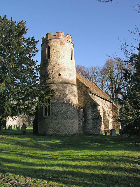 Bartlow, St Mary