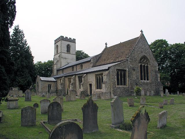 Chippenham, St Margaret