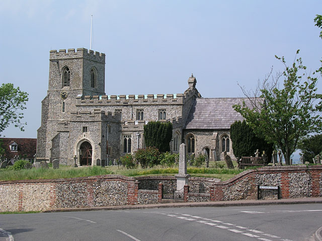 Great Chishill, St Swithuns