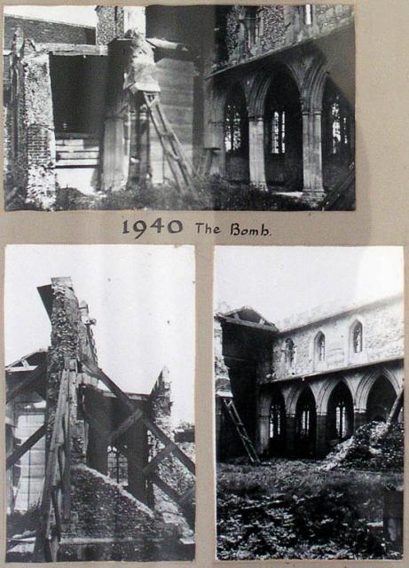 Heydon, Holy Trinity 1940