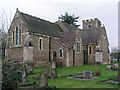TL3155 : Longstowe, St Mary by mym