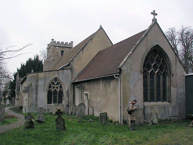 Milton, All Saints