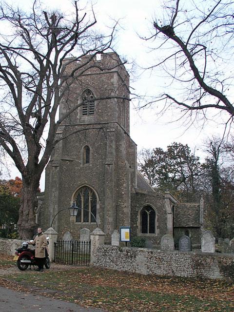 Toft, St Andrew