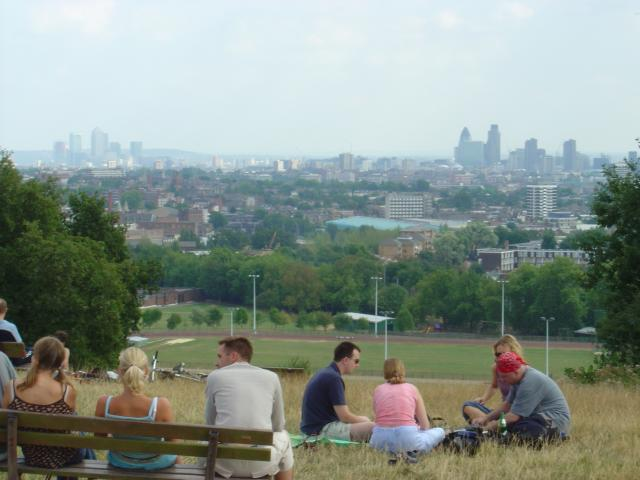 Parliament Hill, London
