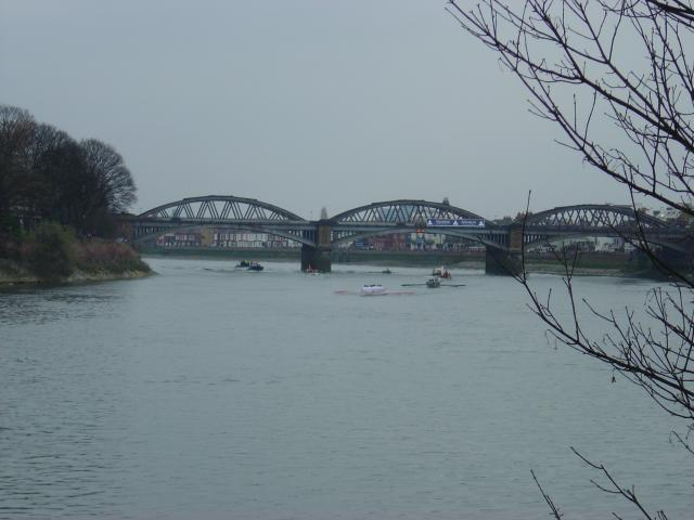 Barnes Bridge, London