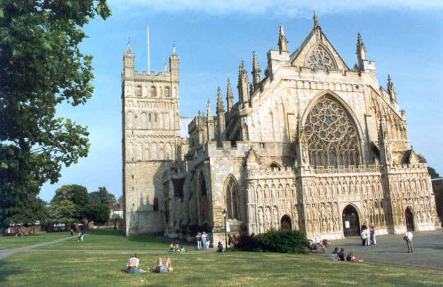 Exeter Cathedral, Exeter