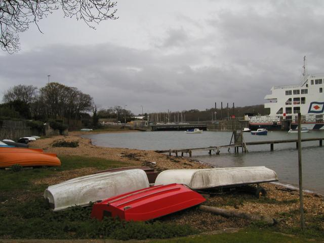 Fishbourne Harbour