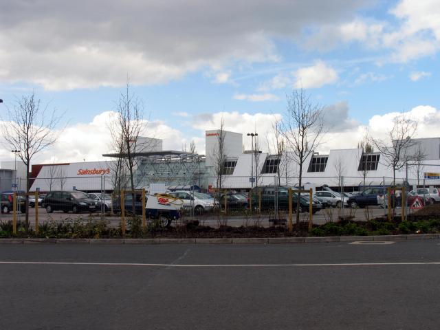 Sainsbury's Hypermarket Calcot