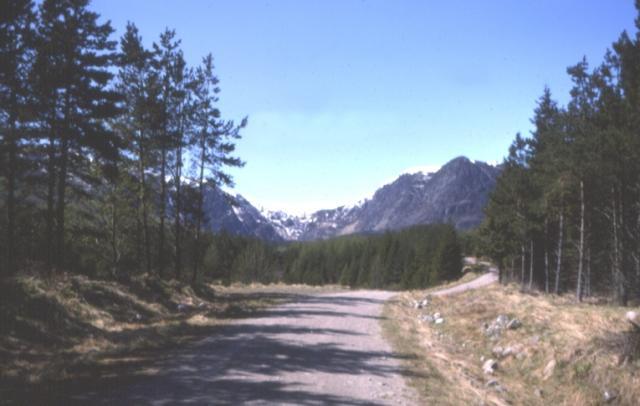 Jock's Road
