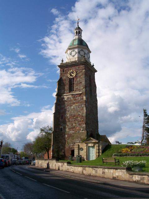 The Pepperpot, Upton upon Severn