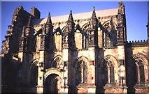 NT2763 : Rosslyn Chapel by Anne Burgess