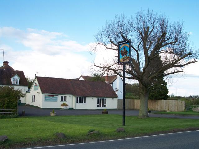 Plough and Harrow Public House, Guarlford