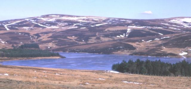 Baddinsgill Reservoir
