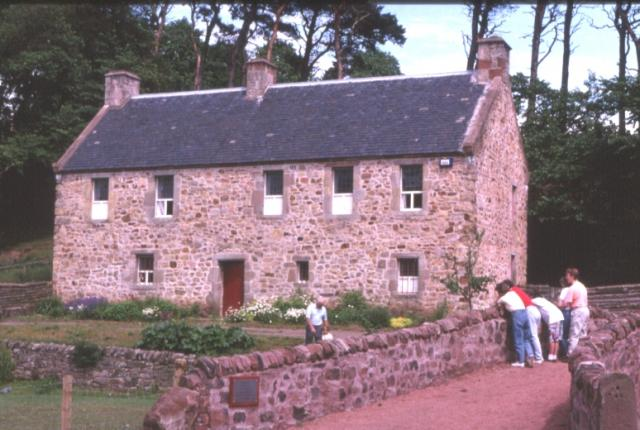 Biggar Covenanter's House