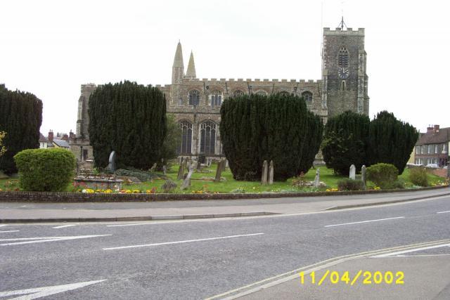 Clare Church,Suffolk