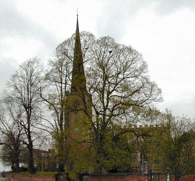 Kegworth Church
