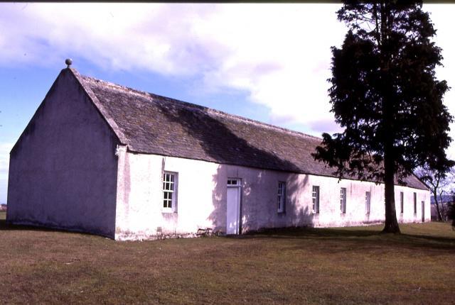 St Ninian's Chapel, Tynet