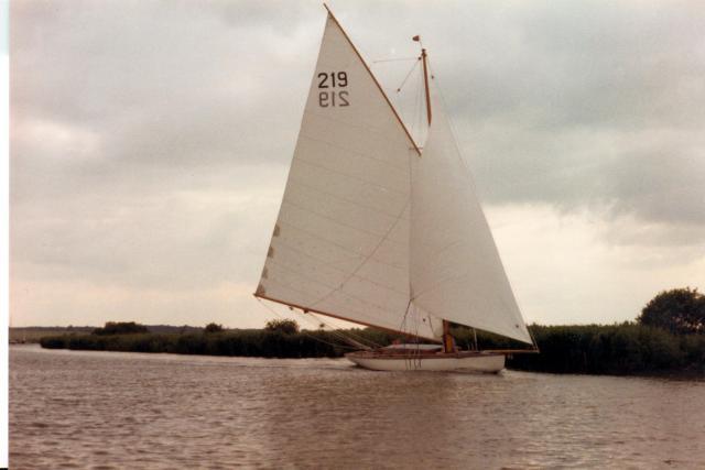 Broads Sailer