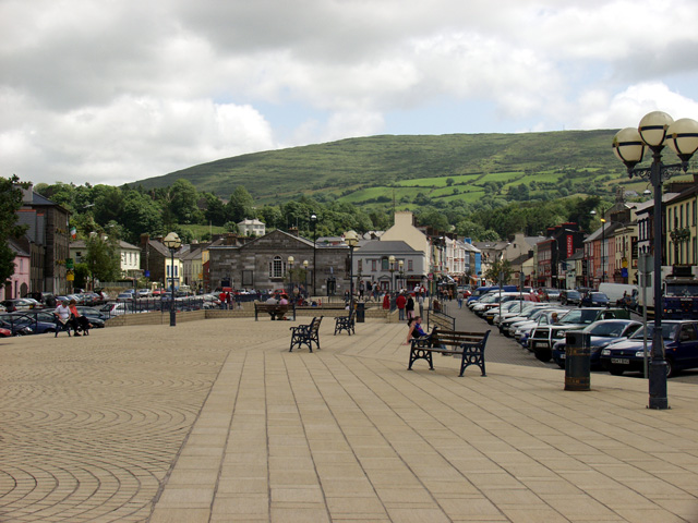 Bantry town centre