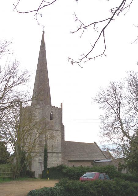 Eldersfield Church