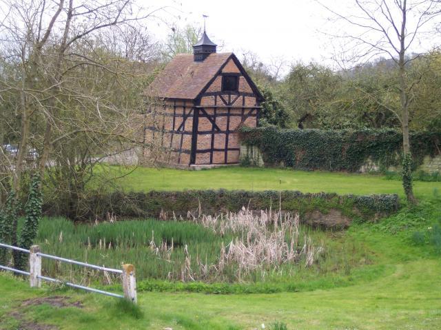 Eldersfield Village Pond