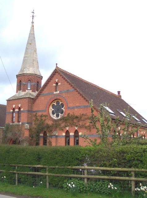 Birtsmorton Methodist Chapel