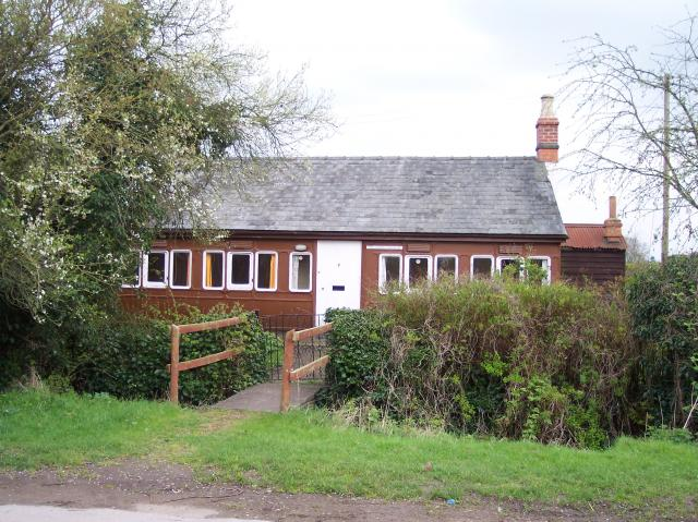 Railway Home, Birts street, Birtsmorton