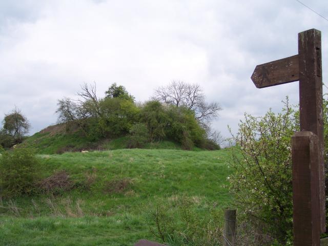 Castle Tump, Castlemorton