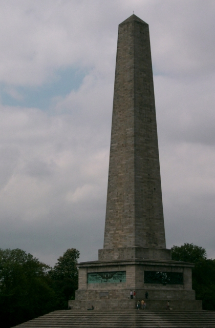 Wellington Monument - Phoenix Park