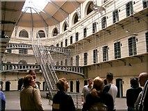O1233 : Inside Kilmainham Gaol by Gary Barber