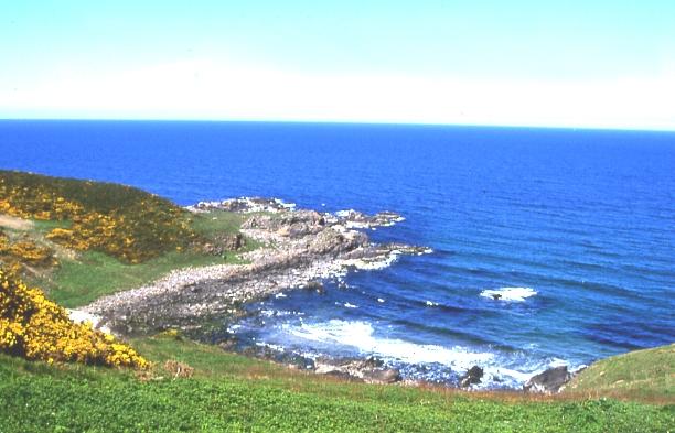 Strathmarchin Bay