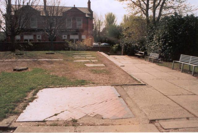 St. Clement's Churchyard, Chorlton Cum Hardy