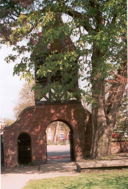 Lych Gate, Chorlton Green, Chorlton Cum Hardy