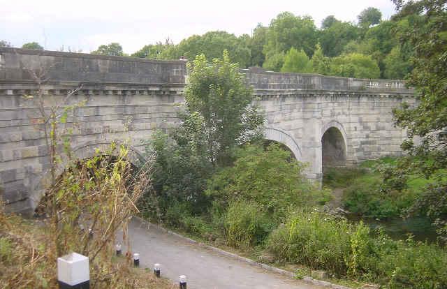 Avoncliff Aqueduct, Wiltshire