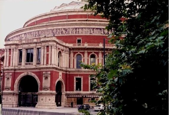 Albert Hall, Kensington, London